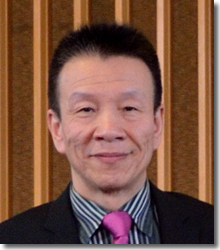 Elder David Wang