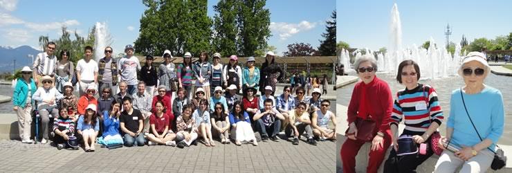 金齡-提摩太-加百列_聯合團契郊遊 3 Fellowship_QE Park